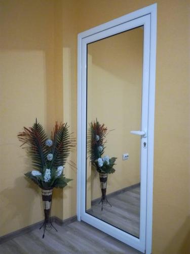 ал. врата с огледало